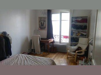 Appartager FR - Colocation étudiante Paris XXème - 20ème Arrondissement, Paris - Ile De France - 475 € /Mois