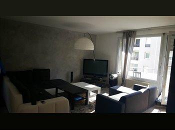 Appartager FR - Colocation à 3 dans grand appartement - Villeurbanne, Lyon - 387 € /Mois