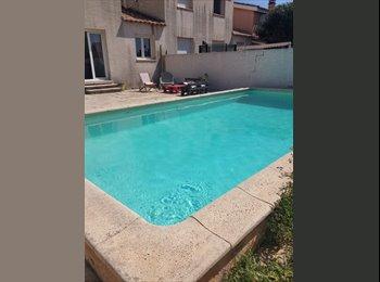 Appartager FR - Coloc dans maison à Frontignan - Frontignan, Montpellier - 305 € /Mois
