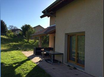 Appartager FR - Colocation dans maison proche saint julien en genevois - Saint-Julien-en-Genevois, Annemasse - 800 € /Mois