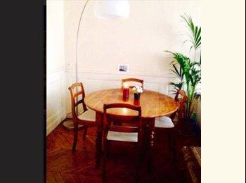 Grande chambre dans bel appartement vieux lyon