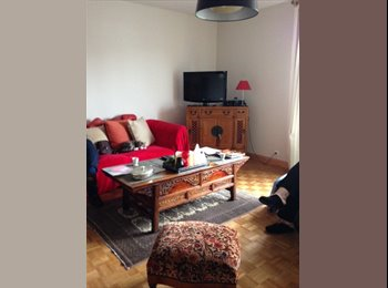 Appartager FR - co location meublée  TOURS NORD TRANCHEE, Saint-Cyr-sur-Loire - 300 € /Mois