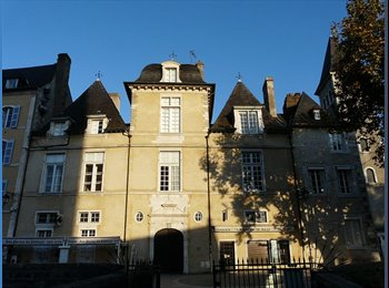 Appartager FR - Chambre quartier du chateau - Pau, Pau - 260 € /Mois