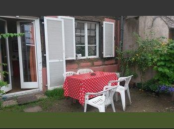 Appartager FR - Chambre à la Krutenau - Krutenau, Strasbourg - 375 € /Mois