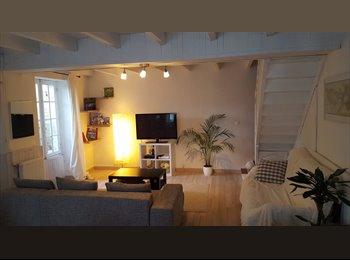 Appartager FR - Maison à louer - La Jarne, La Rochelle - 820 € /Mois