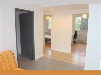 Appartager FR - Appartement meublé Lyon quartier Monplaisir - 8ème Arrondissement, Lyon - 430 € /Mois