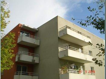 Recherche colocataire rue Santos Dumont (Nantes Nord)