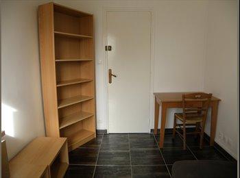 Appartager FR - Location chambre 10 m2 meublé, Paris - Ile De France - 450 € /Mois