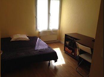 Appartager FR - Recherche colocataire quartier Croix rousse - 4ème Arrondissement, Lyon - 500 € /Mois
