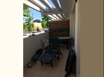 Appartager FR - Colocation dans grand T3 Malbosc - Hôpitaux-Facultés, Montpellier - 490 € /Mois