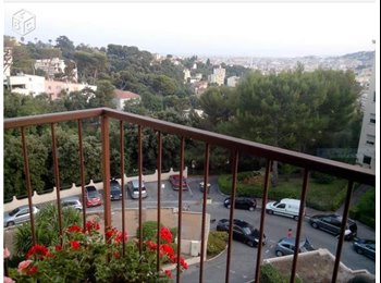 Appartager FR - Colocation en famille - Nord Centre Nice, Nice - 480 € /Mois
