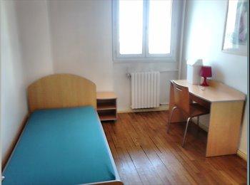 Appartager FR - Appartement en colocation à deux - 8ème Arrondissement, Lyon - 405 € /Mois