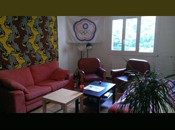 Appartager FR - Chambre dans coloc sympa à sans soucis ! - 8ème Arrondissement, Lyon - 400 € /Mois