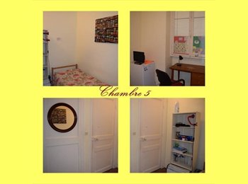 Appartager FR - Chambre en colocation à louer - Cœur de Ville, Nice - 400 € /Mois