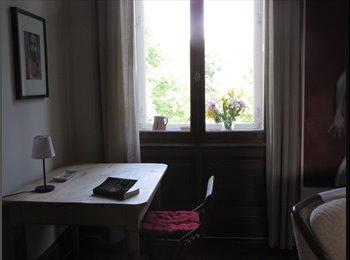 Appartager FR - Colocation conviviale au centre ville, Mulhouse - 450 € /Mois