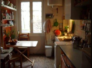 Appartager FR - chambre calme 15 m2 meublée tout confort , wifi - Quinze, Strasbourg - 360 € /Mois