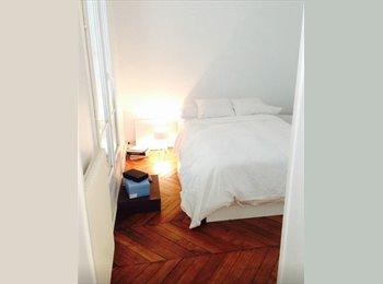 1 chambre - île de la Cité