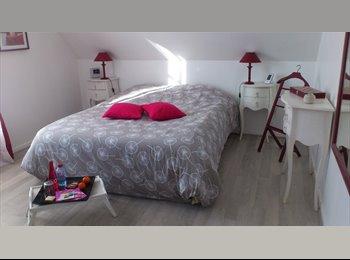 Appartager FR - Chambre lumineuse et cosy  près de Saclay/Jouy/Palaiseau , Igny - 650 € /Mois
