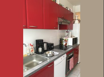 Bel appartement en coloc à Saint-Maur côté champigny