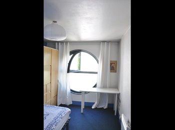 A louer chambres  en colocation dans un loft-duplex de 140...