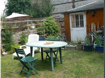 Appartager FR - Colocation dans maison avec jardin, Rouen - 350 € /Mois