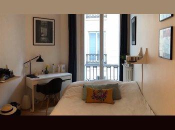 Chambre à louer en plein coeur du Marais dans un grand...