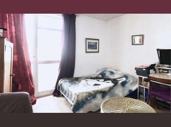 Appartager FR - Creteil/Belle chambre meublee refait a neuf loyer 460€+charges, Créteil - 460 € /Mois