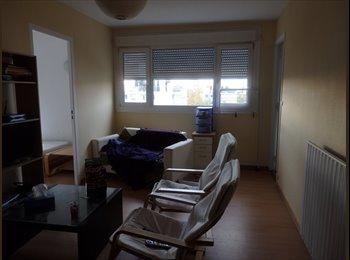 Appartager FR - Chambre meublée sur Mont saint Aignan, Mont-Saint-Aignan - 270 € /Mois