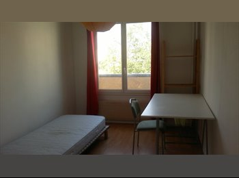 Appartager FR - à louer chambre meublée, Lyon-7E-Arrondissement - 410 € /Mois