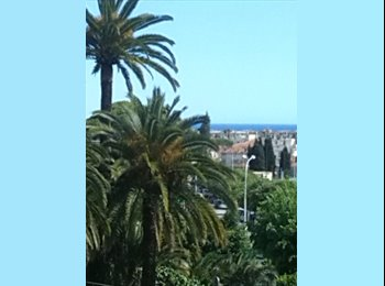 Appartager FR - grand appartement en colocation , Nice - 490 € /Mois
