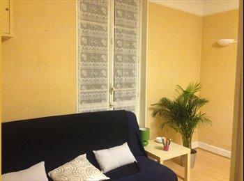 Appartager FR - Appartement de 65m2 , Lyon - 400 € /Mois