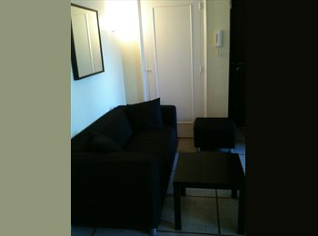 Appartager FR - meublé, proche métro et tram, parc, bail séparé, laves vaisselle linge , Lyon - 469 € /Mois