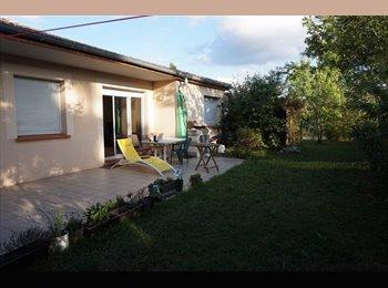 Appartager FR - Sous location dans maison été Toulouse, Toulouse - 440 € /Mois