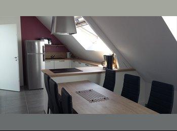 Appartager FR - T4 EN COLOCATION POUR 3 PERSONNES, Lorient - 320 € /Mois
