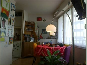 Appartager FR - Small French family, home away from home!, Paris - 600 € /Mois