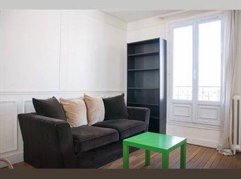 Appartager FR - Appartement charmant avec balcon pour colocation à deux ou couple., Paris - 500 € /Mois