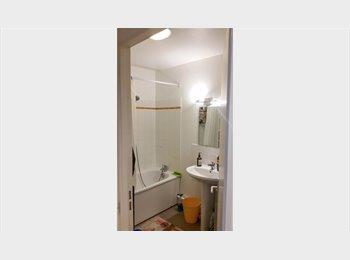 Appartager FR - LONG TERM - Sunny Room in Clean 80m2/860sqft Apartment. VERY CENTRAL, 10ème Arrondissement - 690 € /Mois