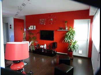 Appartager FR - Chambre dans logement de 75m², Limoges - 225 € /Mois