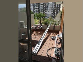 Appartager FR - Superbe appartement rénové à neuf avec une terrasse de 10m2!, Villeurbanne - 450 € /Mois