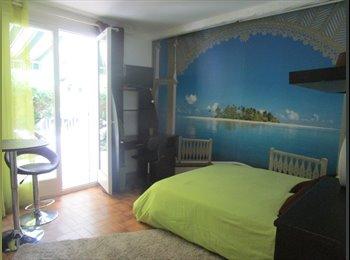Appartager FR - CHAMBRE meublée tout confort au calme, Vaulx-en-Velin - 500 € /Mois