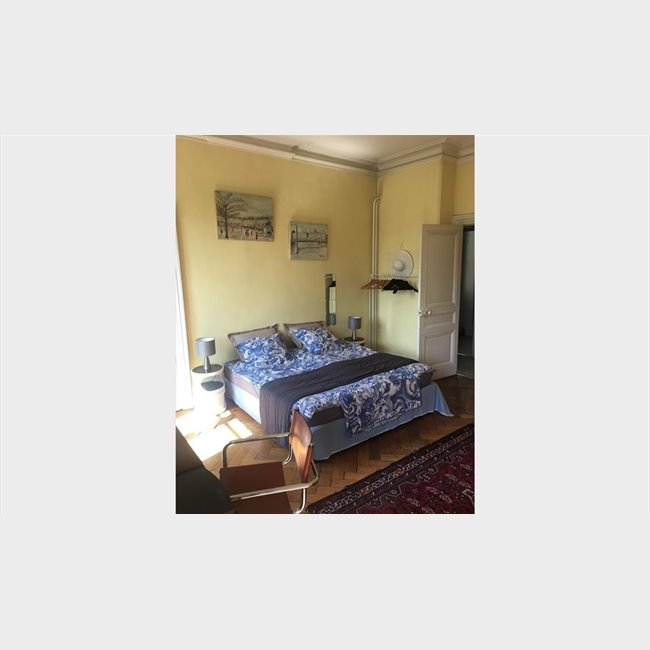 Colocation u00e0 Lyon - Grande chambre chez lu0026#39;habitant dans bel ...