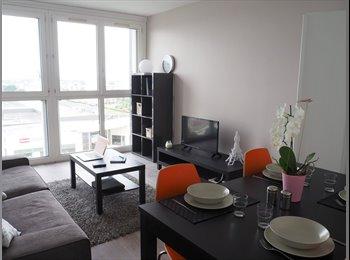 Appartager FR - Colocation meublée, Le Havre, Le Havre - 208 € /Mois