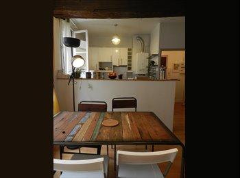 Appartement en colocation - centre ville rouennais