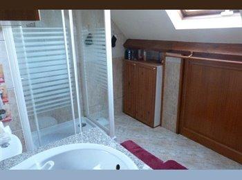 Appartager FR -  Deux agréables chambres dans maison au calme, Égreville - 350 € /Mois