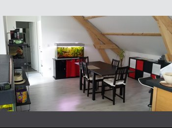 Appartager FR - Appartement sympathique Thomery, Thomery - 420 € /Mois