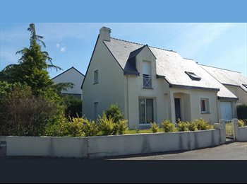 Appartager FR - Belle et grande maison au calme à St Herblain, Saint-Herblain - 360 € /Mois