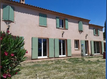Appartager FR - Coloc grande villa Ollioules, Ollioules - 480 € /Mois
