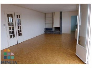 Appartager FR - Cour saint laud Angers, deux chambres libres, Angers - 250 € /Mois
