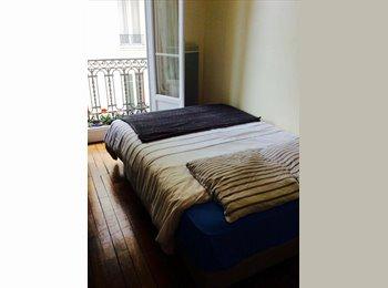 Appartager FR - Collocation chambre 11m2, Paris - Ile De France - 550 € /Mois