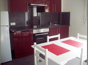 Appartager FR - deux chambres meublées, Lanester - 295 € /Mois